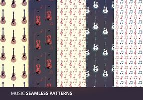 Music Seamless Patterns