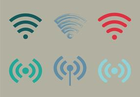 Free Wifi Vector Icon
