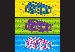 Free Simple Pop Art #23 Facebook Cover