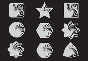 Free Infinite Shape Vector