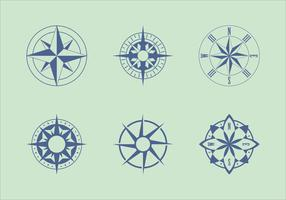 Classic Nautical Chart Vectors
