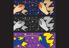 Free Simple Pop Art #12 Facebook Cover