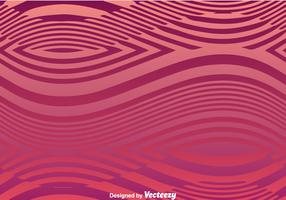 Line Wave Purple Background