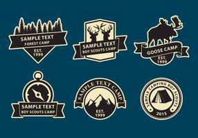 Camp Logos