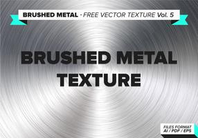 Brushed Metal Free Vector Texture Vol. 5