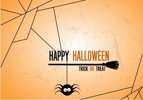 Free Halloween Spider Vector