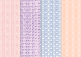 Free Time Pattern Vector
