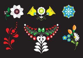 Set of Vector Embellishments