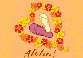 Card Aloha Love