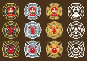 Firefighter Emblems