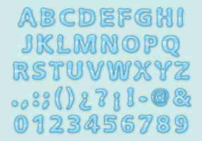 Water Font