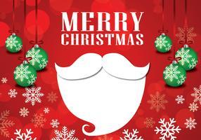 Creative christmas Santa