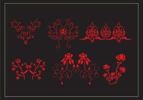 Flowery Embellishment