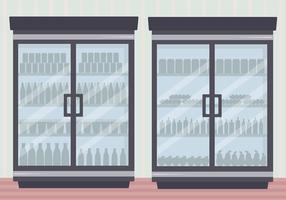 Free Refrigerator Vector