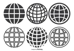 Globe Grid Set