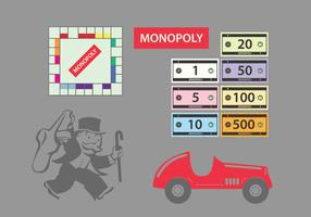 Monopoly Vector Illustrations