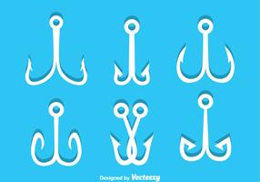 Fish Hook Icons