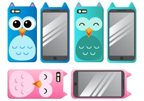 Phone case vectors