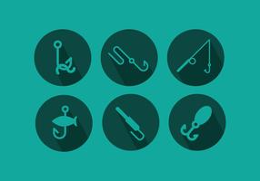 Fish Hook Vector Pack