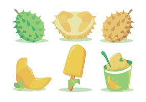 Durian Vector Set