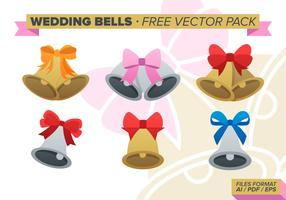 Wedding Bells Free Vector Pack