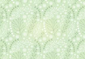 Botanical Vector Seamless Pattern