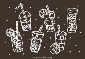 Beverages Doddle Icons