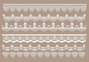 Lace Trim Vectors
