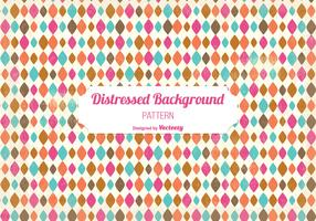 Distressed Pattern Background