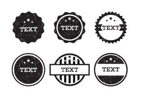 Vintage Badge Vectors