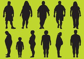 Fat Silhouettes