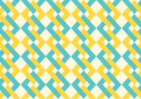 Interlocking Abstract Pattern Background