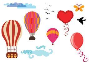Free Ballon Vectors