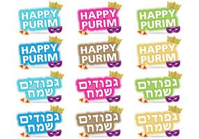 Purim Titles