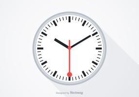Free Swiss Clock Vector
