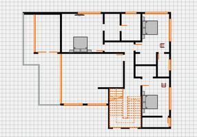 Free Floorplan Vector