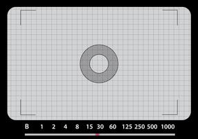 Free SLR Viewfinder Vector