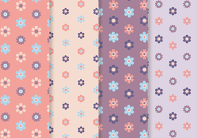 Free Floral Pattern Vector