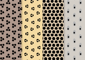 Free Animal Print Pattern Vector