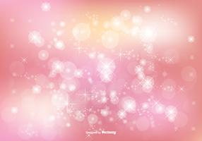 Abstract Style Glitter Background