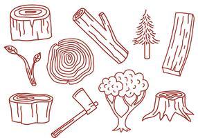 Free Wood Vectors