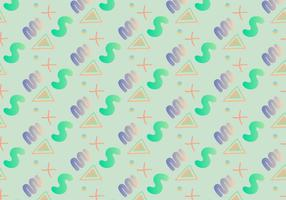 Abstract Airbrushed Pattern Background