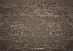 Brown Grunge Overlay Vector