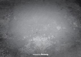 Gray Grunge Wall Background Vector
