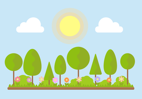 Free Nature Vector