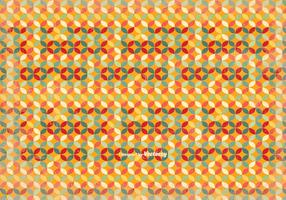 Old Retro Pattern Background Illustration
