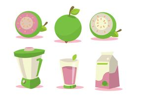Guava Vector Set