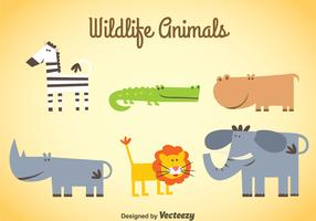 Wildlife Animals Sets
