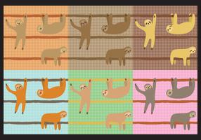 Sloth Patterns