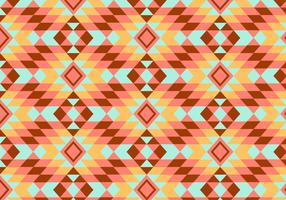 Geometric Kilim Pattern Background
